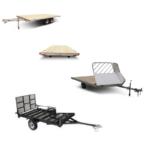 Trailer Rentals & Equipment Delivery Montana