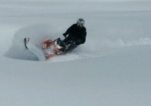 Snowmobile Rentals MT
