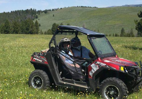 Beaverhead Adventures MT, Side by Side (UTV) Rentals